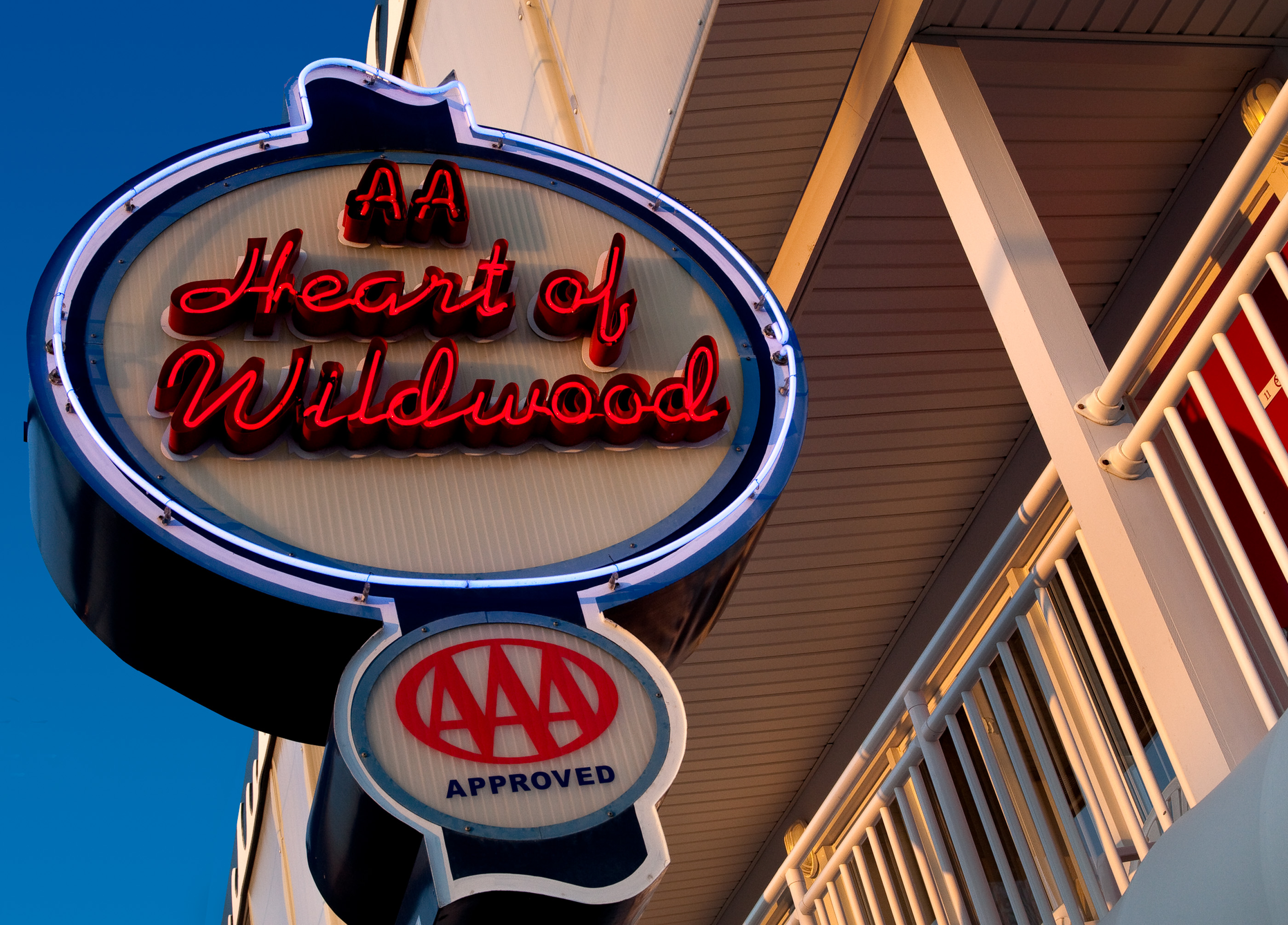 Heart of Wildwood